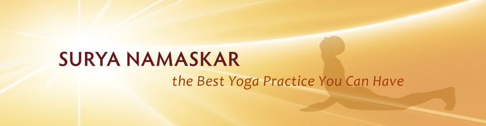 Surya namaskar - The Best Yoga Practice